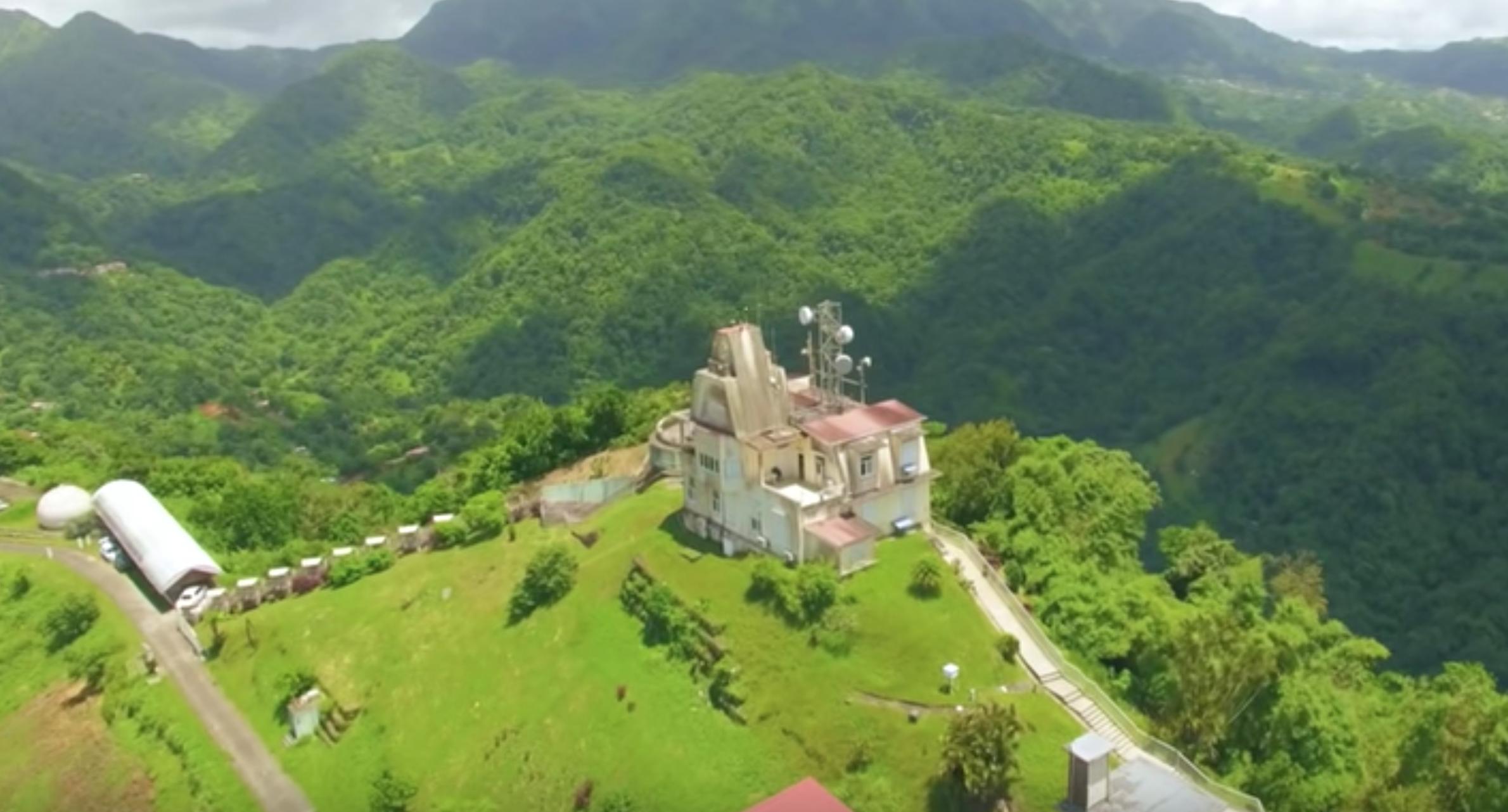 KAY D'ANTAN | Observatoire volcanologique et sismologique de la Martinique