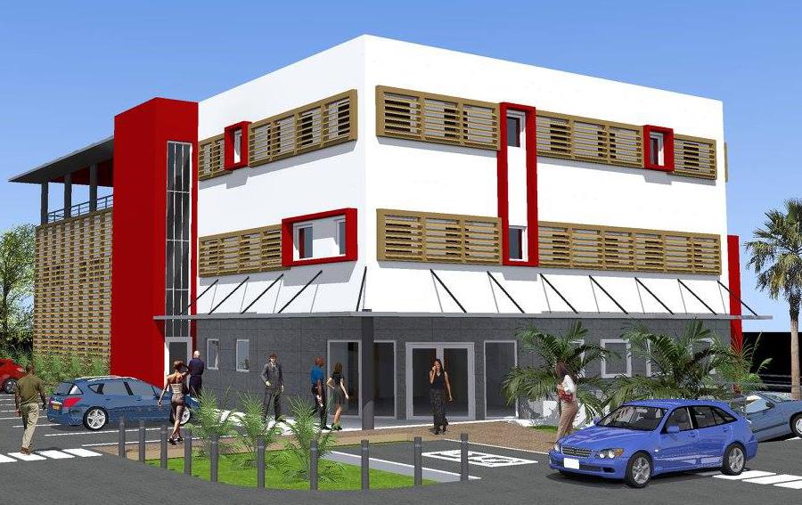 BV architecture, architectes martinique, Guyane et guadeloupe