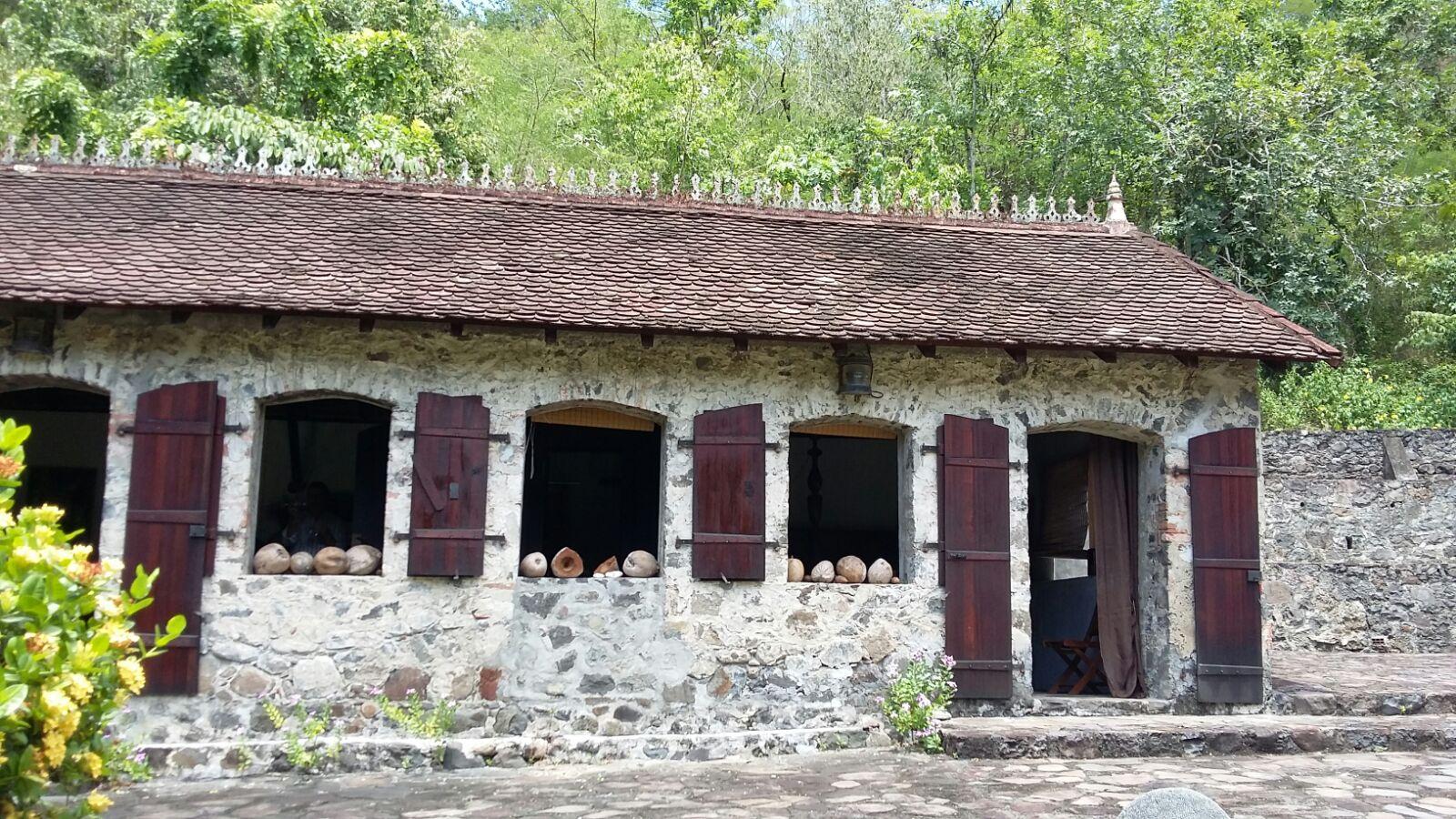 patrimoine architecture cai caraïbe