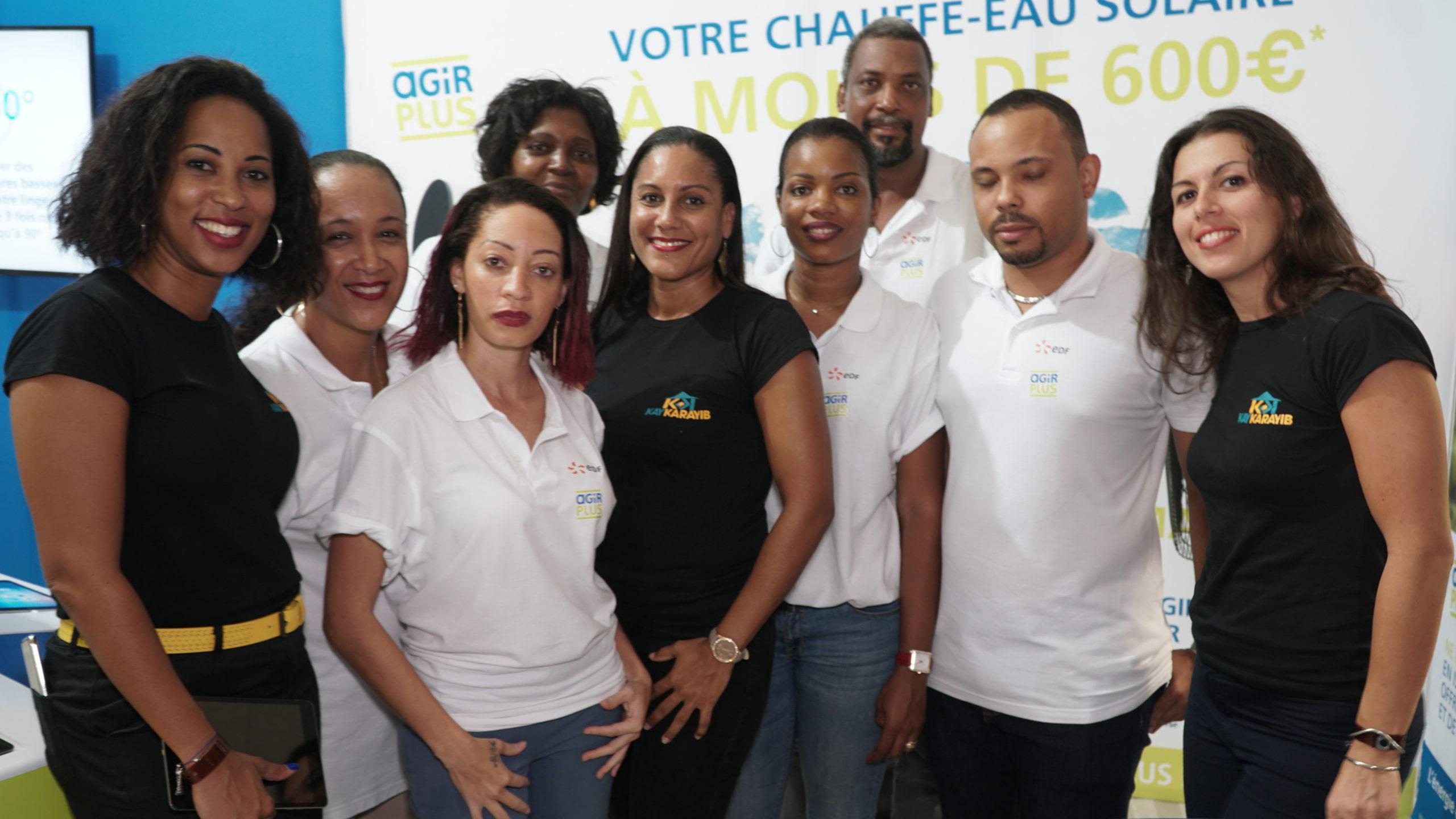 Clôture du Salon de l'Habitat de Martinique 2017