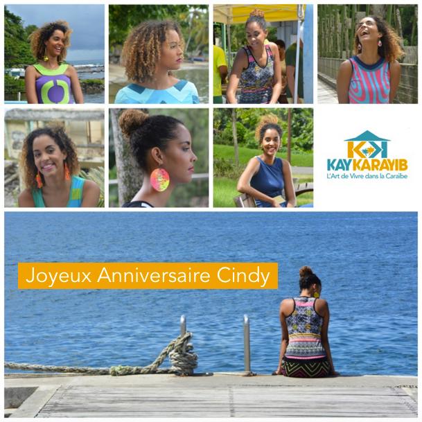 [EKIP]  Joyeux anniversaire Cindy !