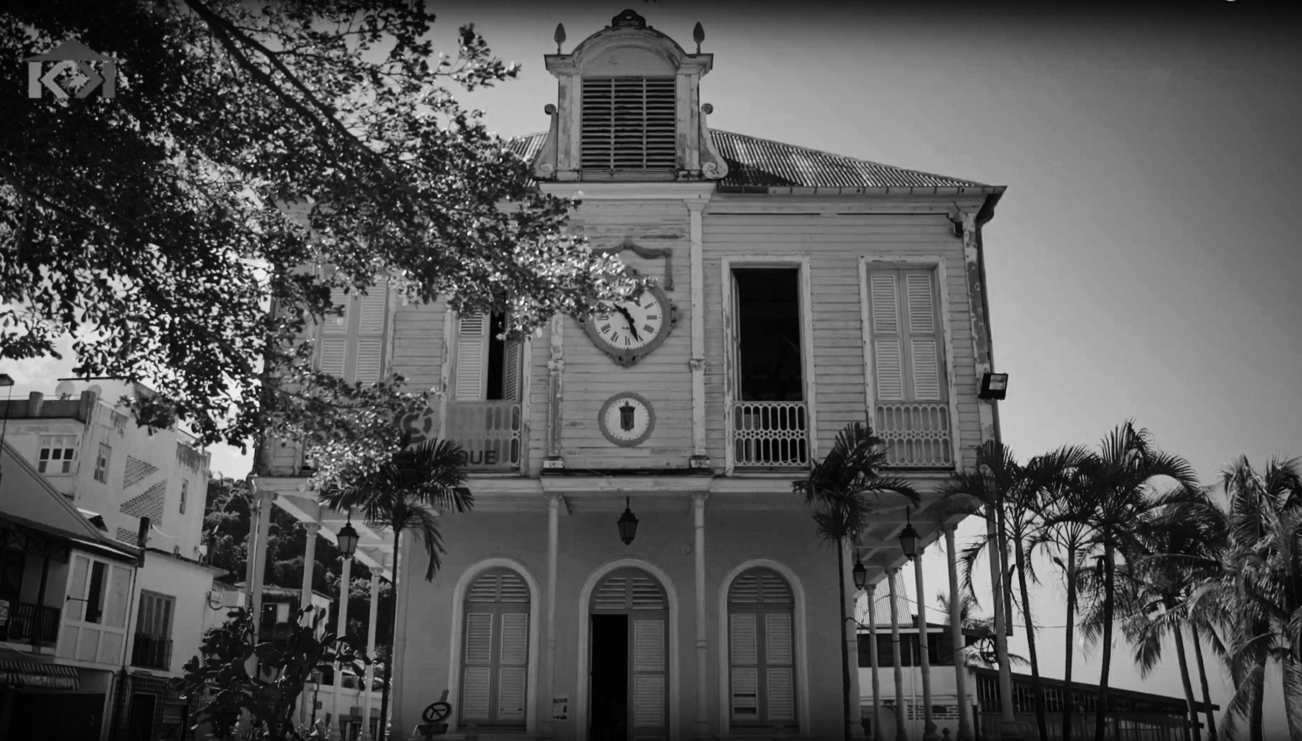 KAY D'ANTAN | MAISON DE LA BOURSE SAINT-PIERRE (Martinique)