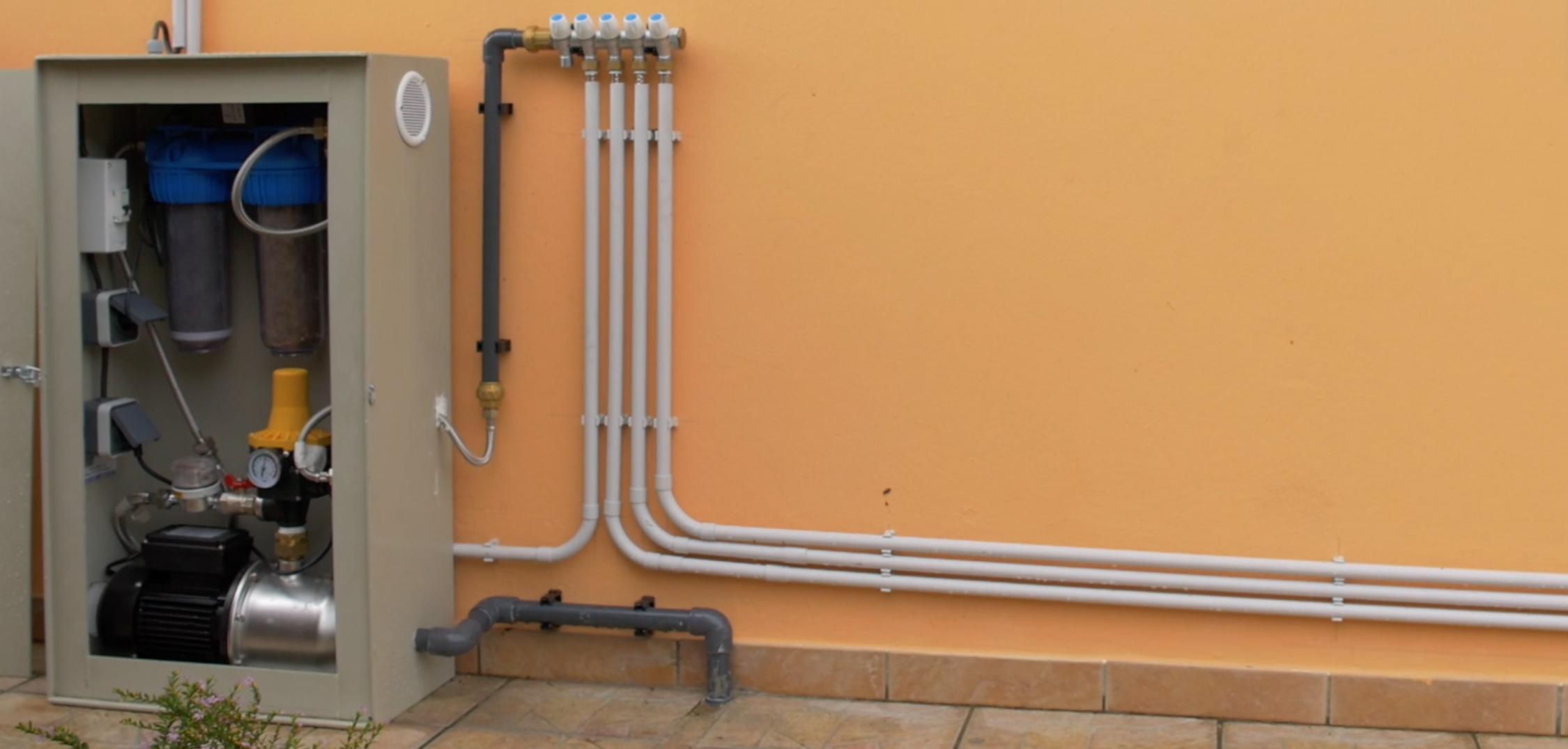 INFO KAY | Le récupérateur d'eau de pluie