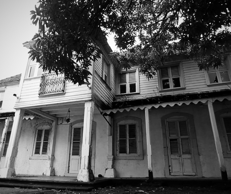 KAY D'ANTAN | L'Habitation l'Enclos