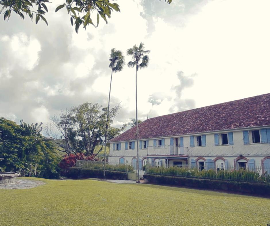 KAY D'ANTAN | L'Habitation Galion