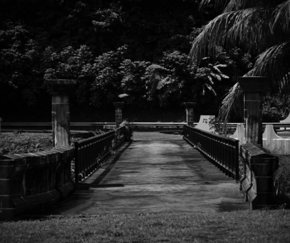 KAY D'ANTAN | Le pont Falaise d'Ajoupa Bouillon